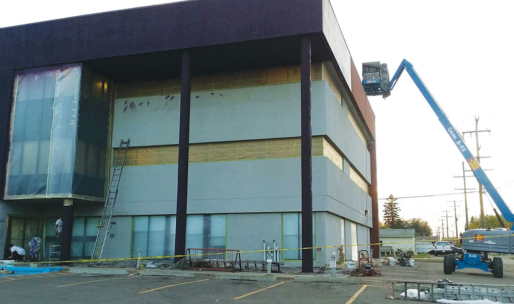 MVP Painting Commercial Exterior